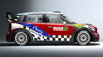 Mini Countryman WRC 2012