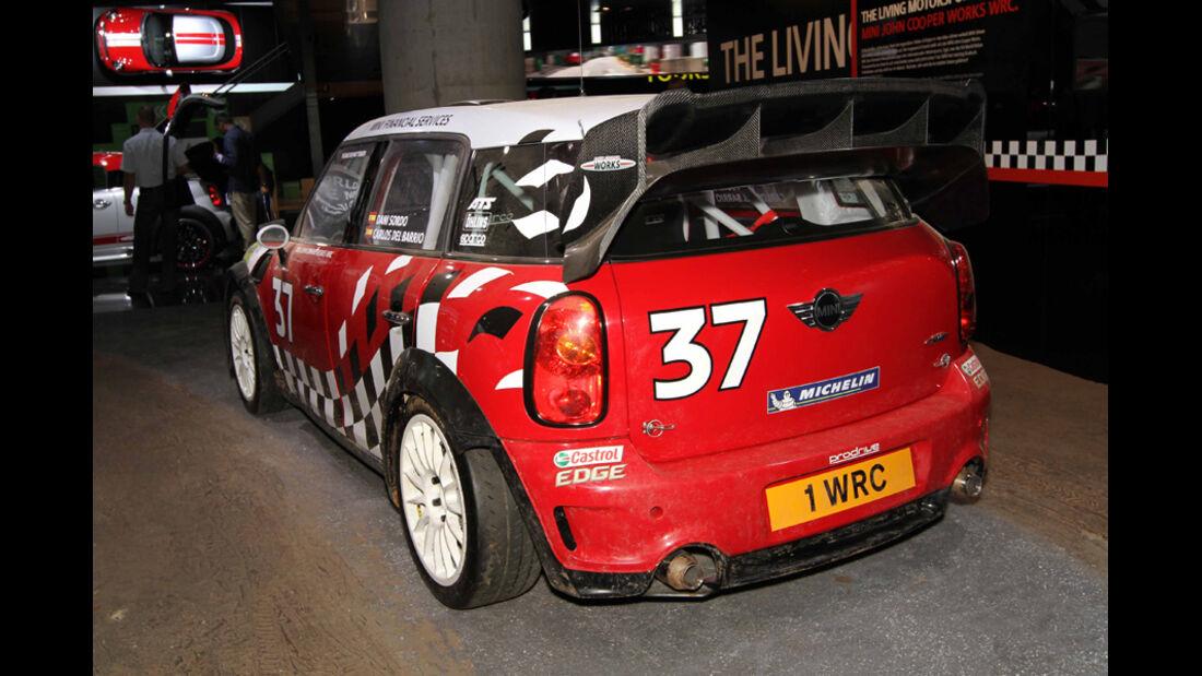 Mini Countryman WRC IAA 2011