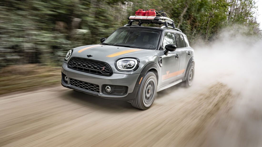 Mini Countryman X-Raid