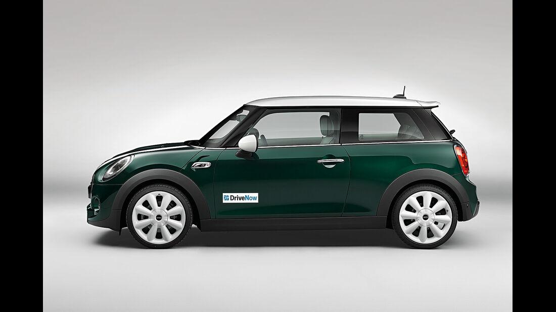Mini Drive-Now