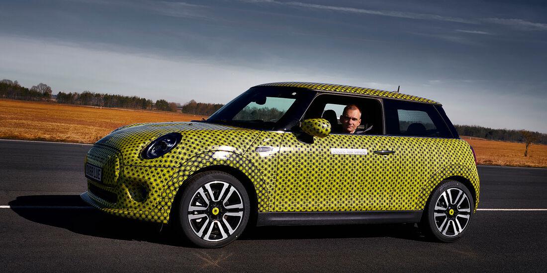 Mini Electric 2019 Im Fahrbericht I3 Zwilling Mit Frontantrieb