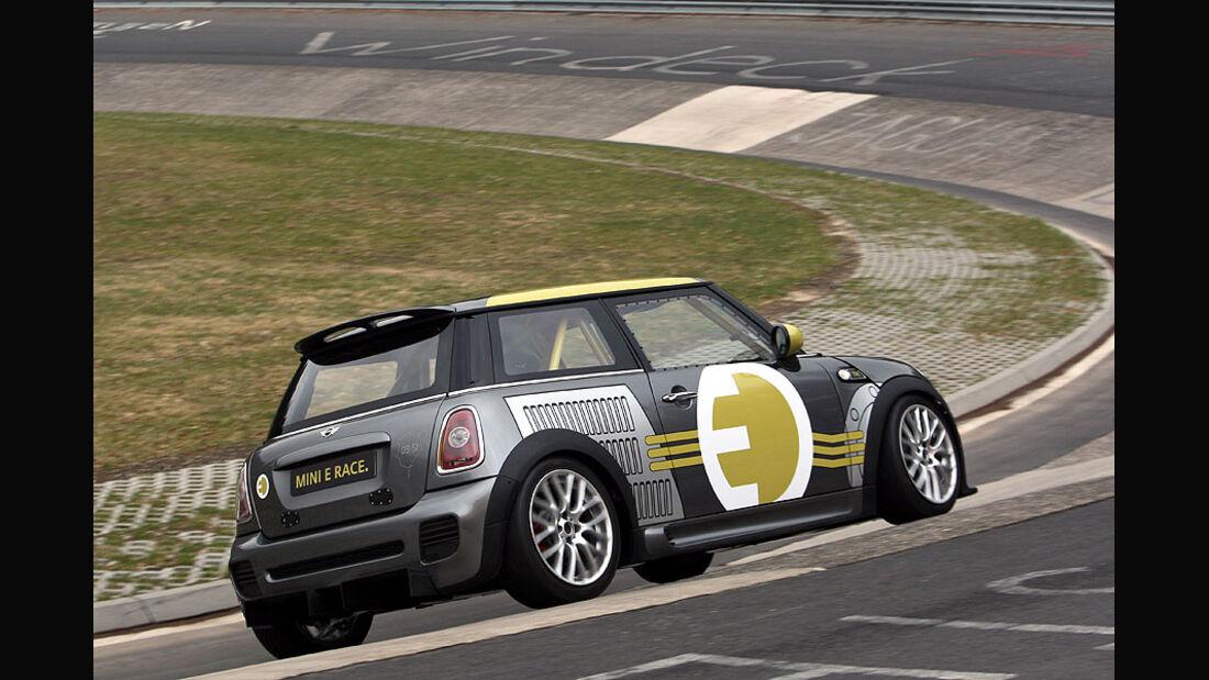 Mini E Race Nürburgring