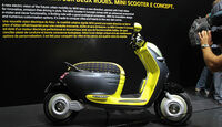 Mini E Scooter Paris 2010