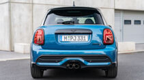 Mini Facelift 2021, Mini Cooper S, Fahrbericht