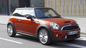 Mini Facelift, Mini Cooper S