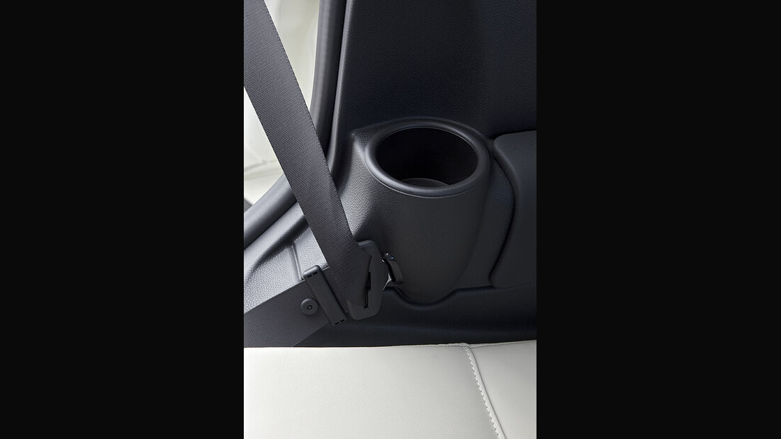 Mini Facelift, Mini Cooper S Clubman, Detail