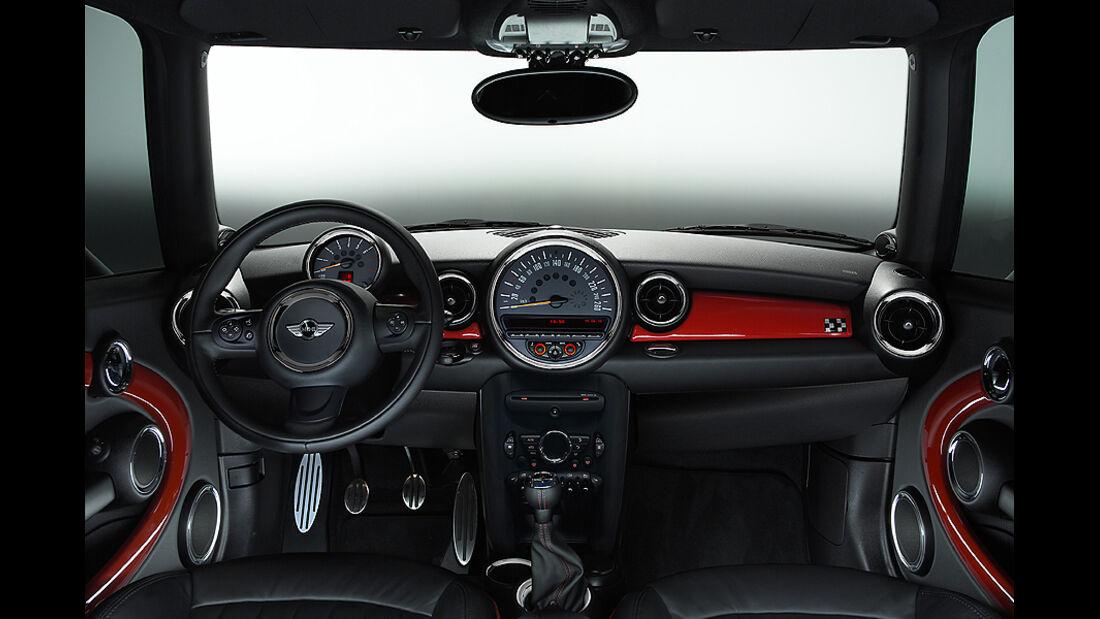Mini Facelift, Mini John Cooper Works, Cockpit