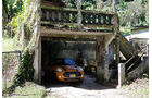 Mini, Frontansicht, Garage