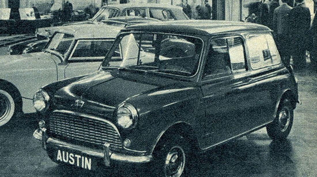 Mini, IAA 1959