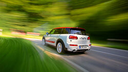 Mini JCW Clubman All4