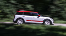 Mini JCW Clubman All4, Exterieur
