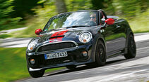 Mini JCW Roadster, Frontansicht