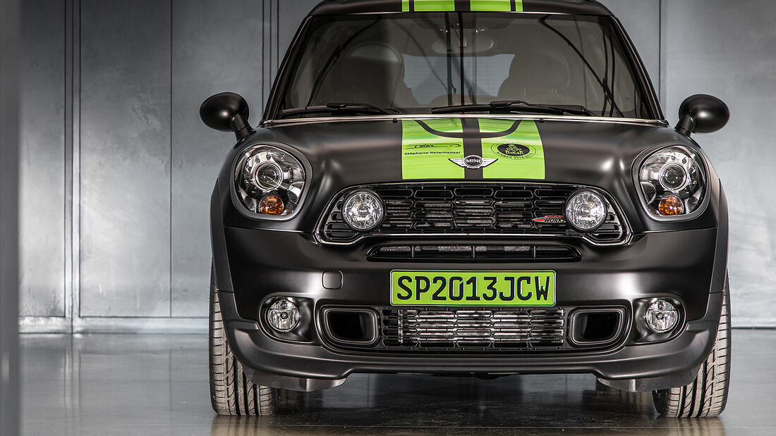 Mini John Cooper Works Countryman ALL4 Dakar Winner 2013