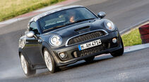 Mini John Cooper Works Coupe, Frontansicht