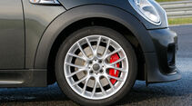 Mini John Cooper Works Coupe, Vorderrad, Felge