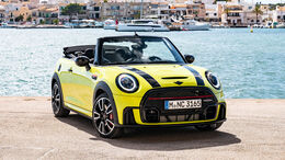 Mini John Cooper Works JCW Cabrio Facelift 2021