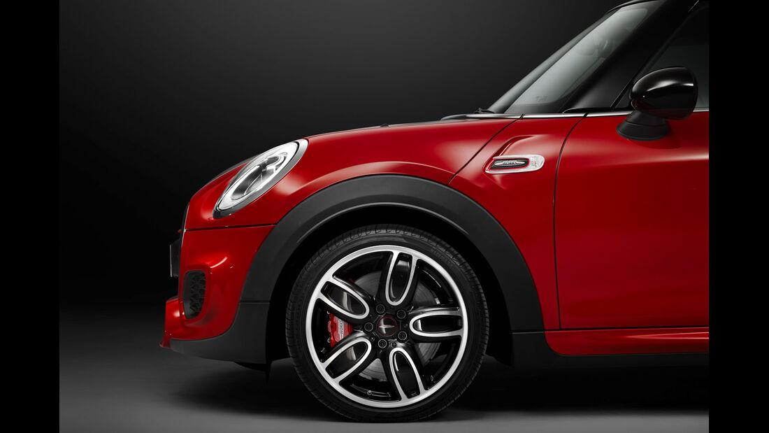 Mini John Cooper Works - Kleinwagen - Kleinwagensportler