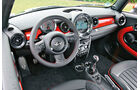 Mini John Cooper Works, Lenkrad, Cockpit