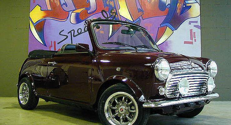 Mini Mengers Cabrio