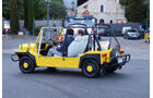 Mini Moke -  Carspotting - Formel 1 - GP Monaco 2015