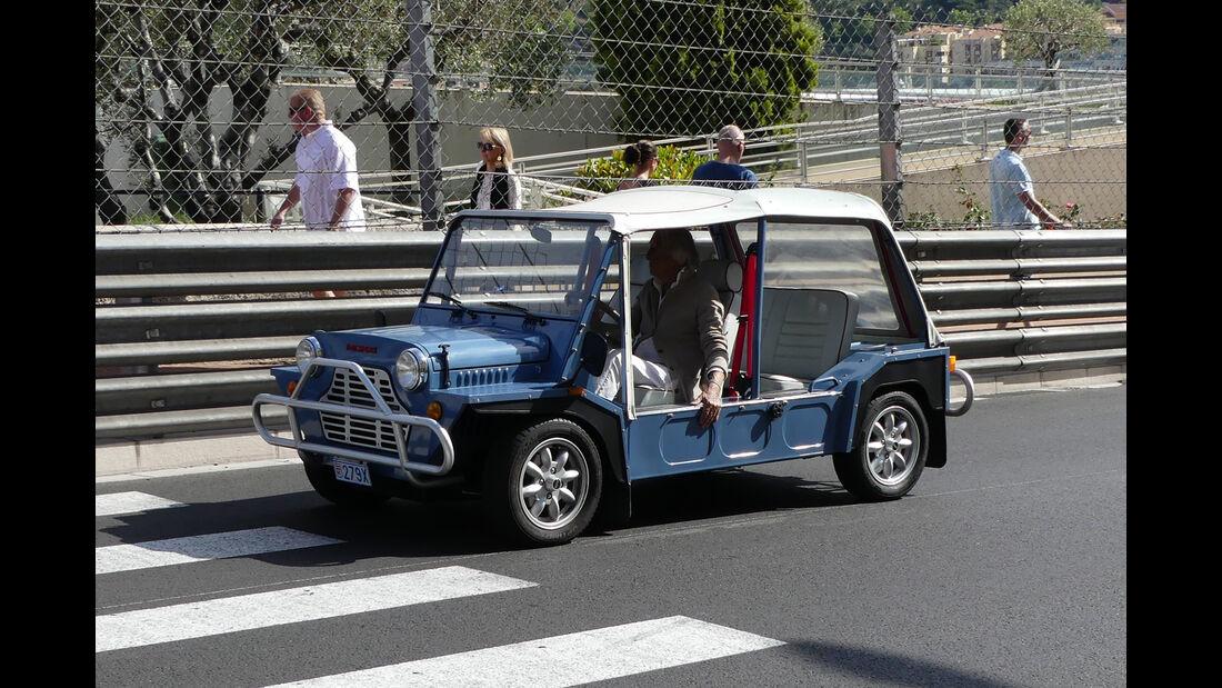Mini Moke - Carspotting - GP Monaco 2016