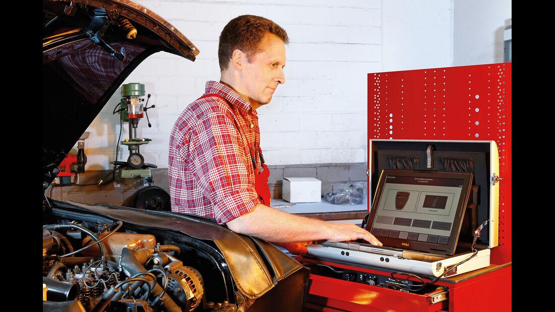 Mini, Motorenmanagement