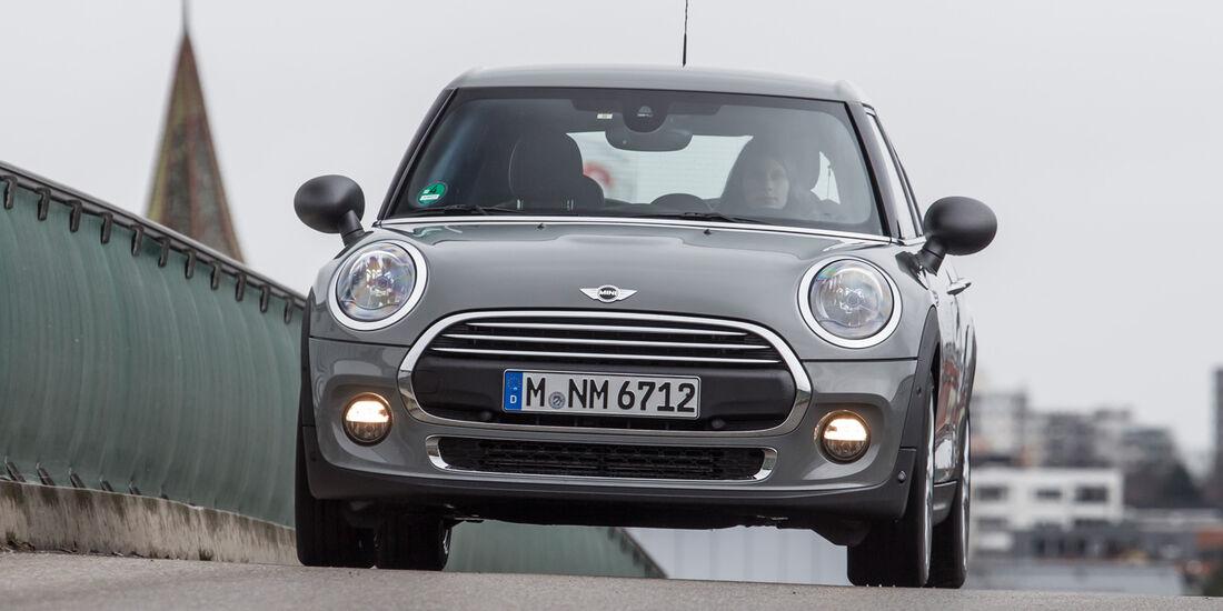 Mini One D 15 Im Test Auto Motor Und Sport