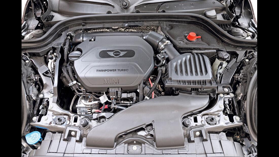 Mini One D, Motor
