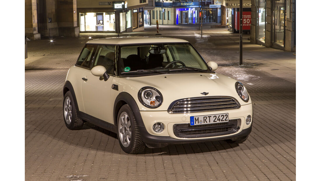 Mini One, Frontansicht