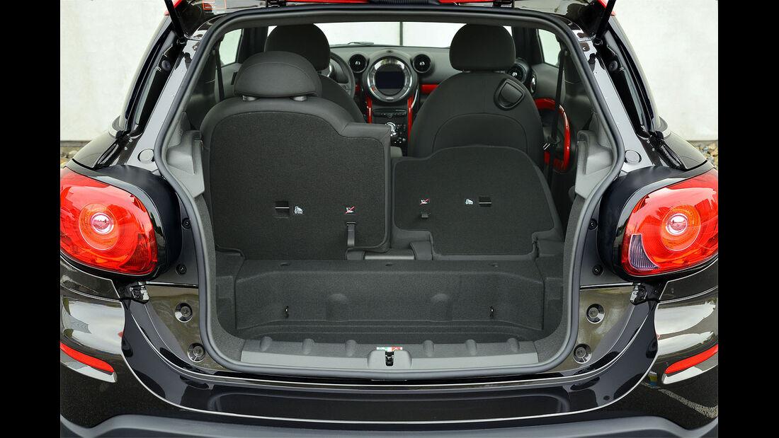 Mini Paceman Facelift 2014