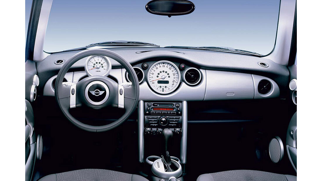 Mini, R50, Interieur