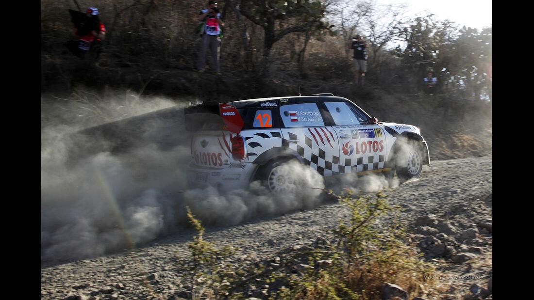 Mini Rallye Mexiko 2013
