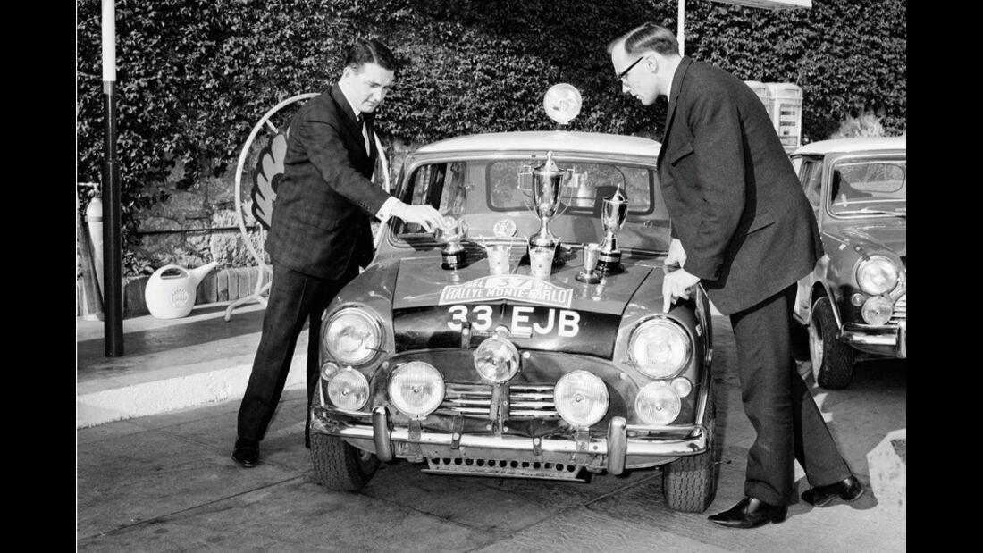 Mini - Rallye Monte Carlo 1964