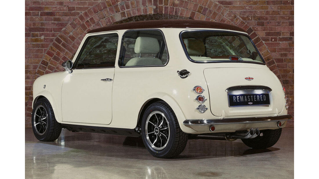 Mini Remastered David Brown Automotive