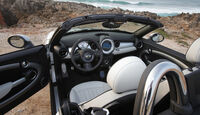 Mini Roadster, Cockpit, Innenraum