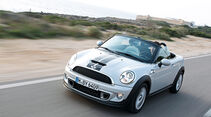 Mini Roadster, Frontansicht