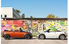 Mini Roadster, Mini Cabrio