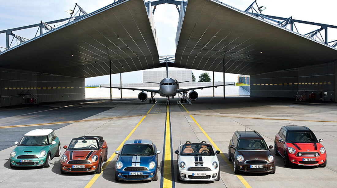 Mini Roadster, Mini-Familie