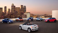 Mini Roadster, Mini-Familie