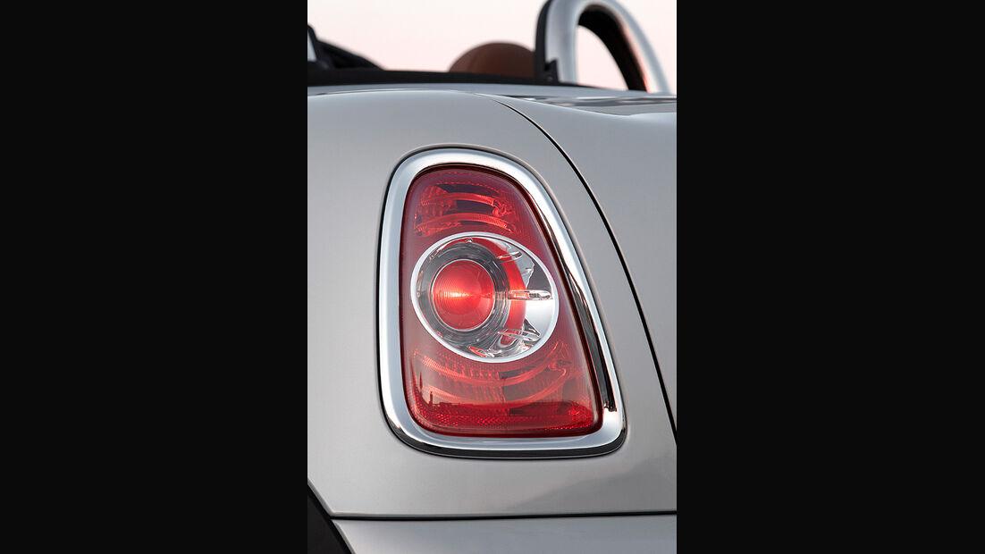 Mini Roadster, Rücklicht