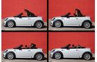 Mini Roadster, Stoffverdeck