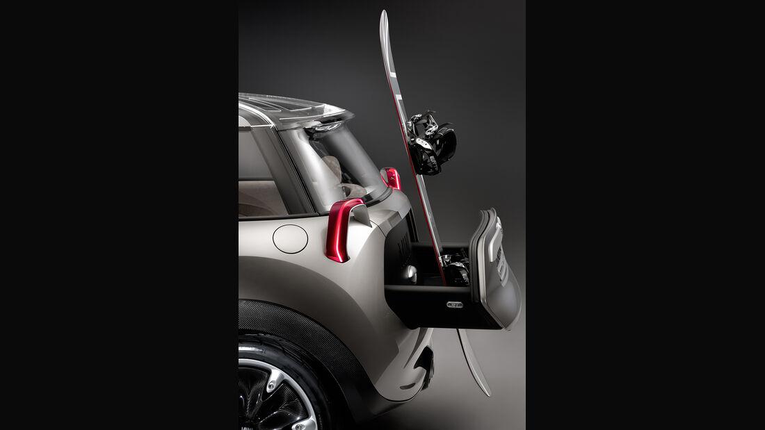 Mini Rocketman Concept, Heckträger