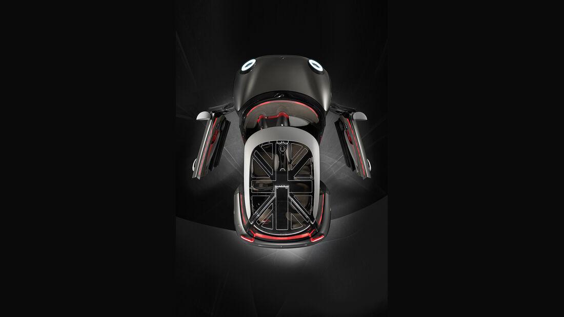 Mini Rocketman Concept, Türkonzept