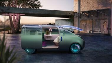 Mini Vision Urbanaut Konzeptfahrzeug