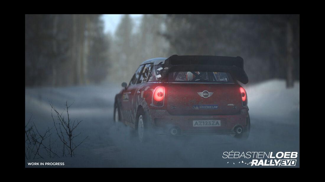 Mini WRC - Screenshot - Sebastien Loeb Rally Evo