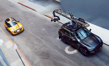 Mini, Werbespot, Kamerawagen
