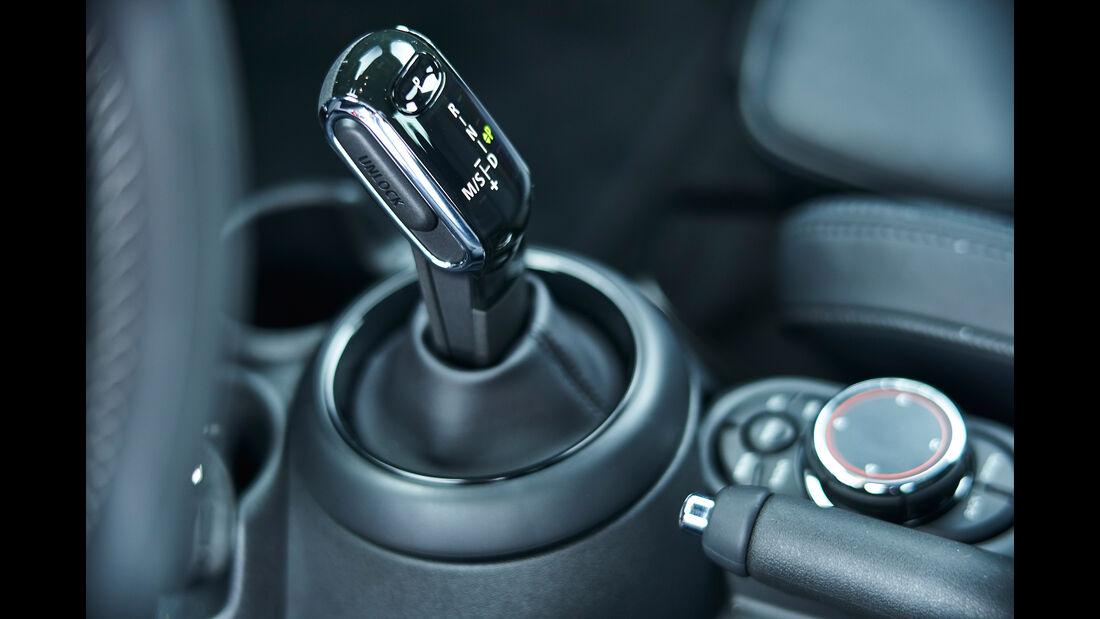 Mini mit Doppelkupplungsgetriebe