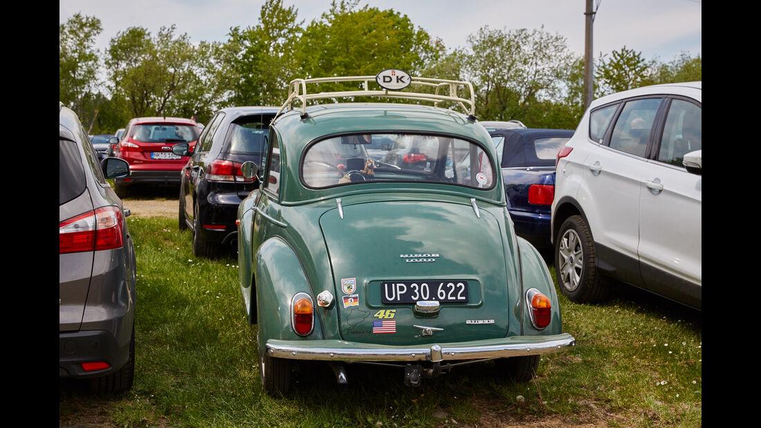 Minor 1000 - Fan-Autos - 24h-Rennen Nürburgring 2015 - 14.5.2015