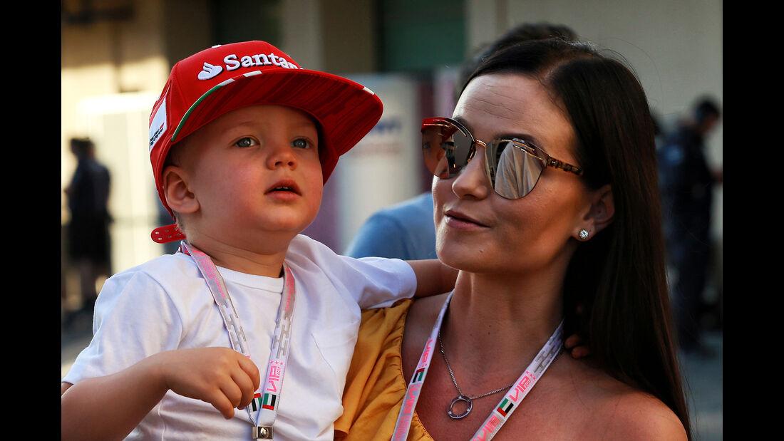 Minttu Räikkönen - GP Abu Dhabi - 25. November 2017