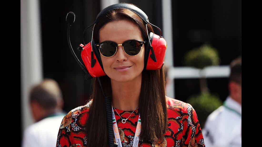 Minttu Virtanen - Formel 1 - GP Italien - Monza - 3. September 2016